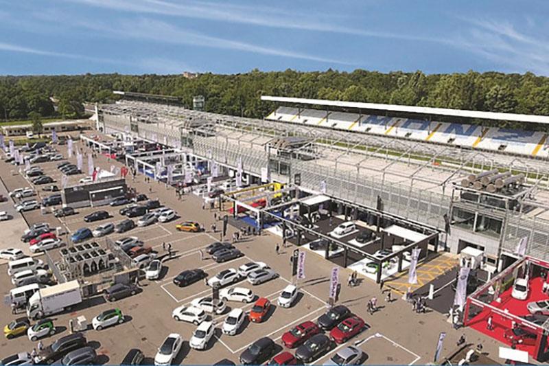 Accordo fra Econometrica e GL events Italia per il nuovo assetto organizzativo di Company Car Drive