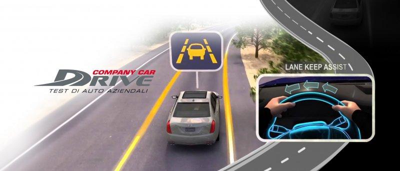 Novità 2019: dispositivi di assistenza alla guida (ADAS)