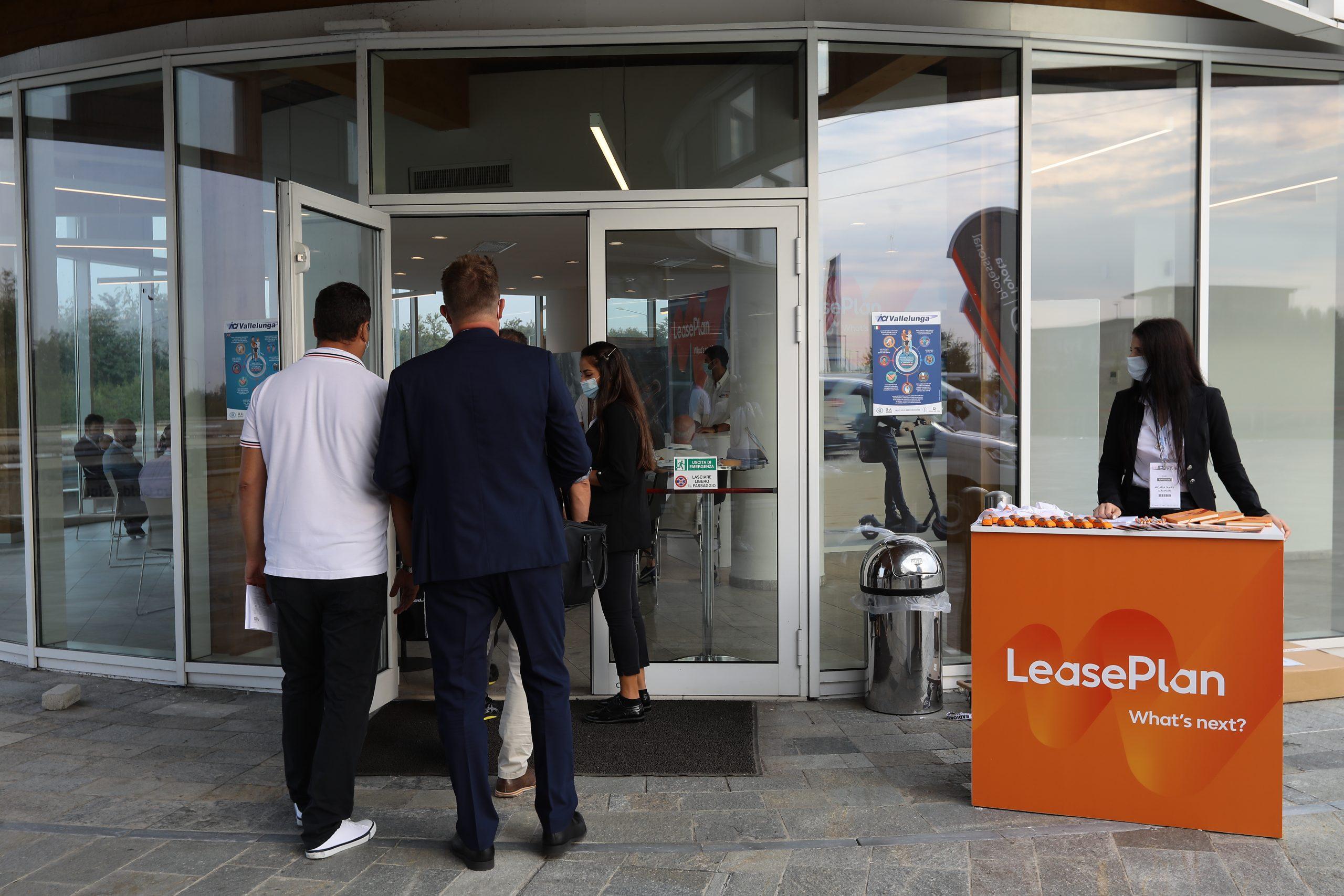 LeasePlan è Safety Briefing Sponsor di Company Car Drive 2021