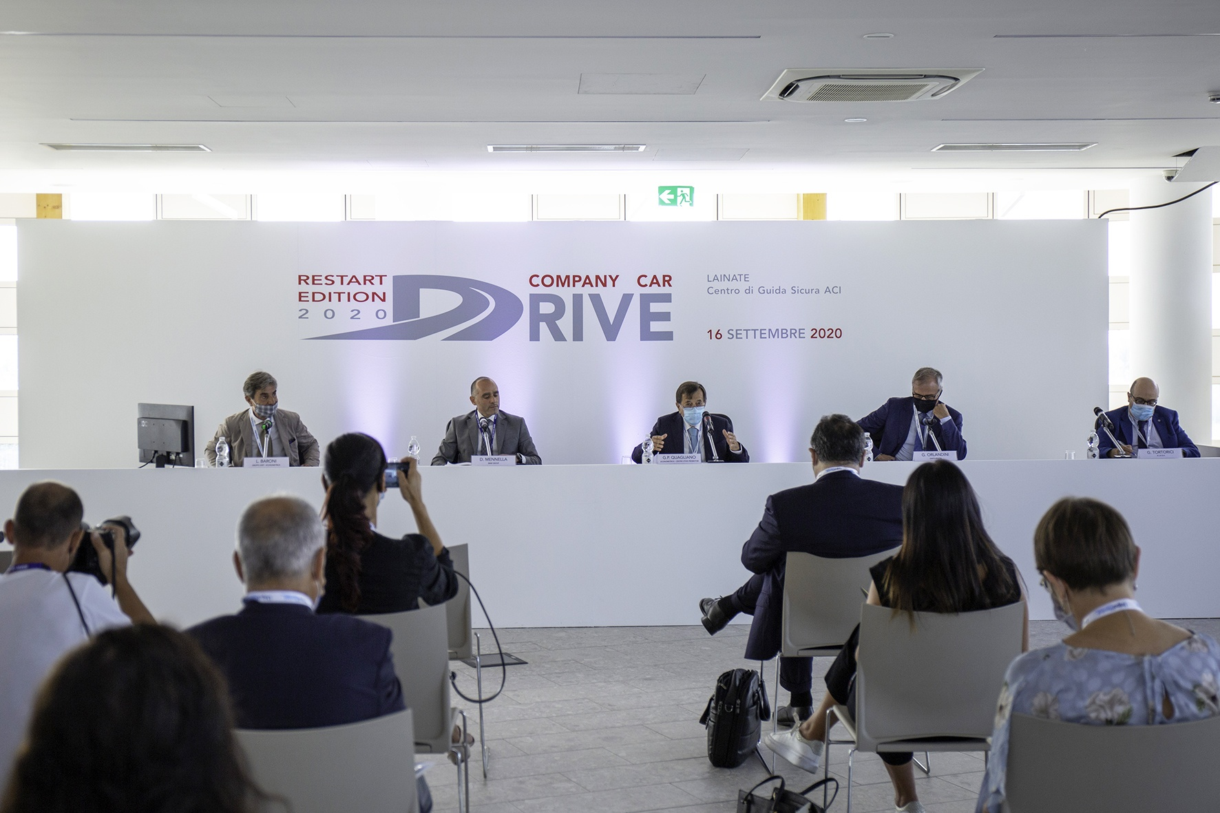 Mobilità elettrica protagonista a Company Car Drive 2021
